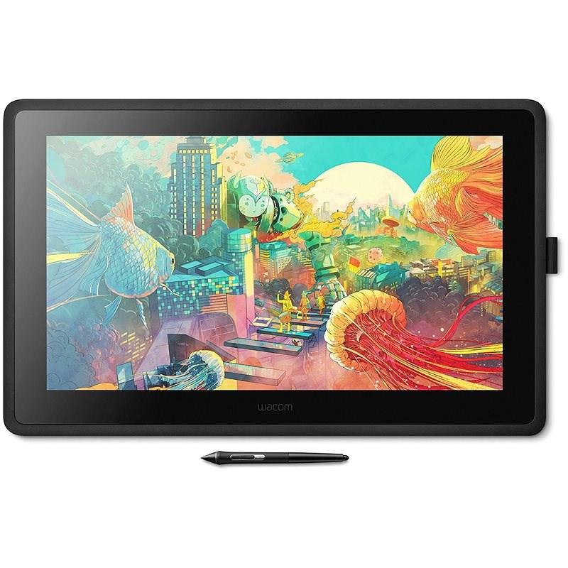 Wacom Cintiq 22 - Grafikus tablet