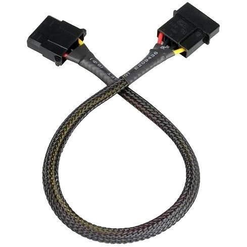 AKASA AK-CBPW02-30 4 pin Molex teljesítmény 0,3 m - Tápkábel