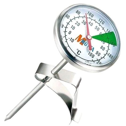 Motta tejhőmérő - Hőmérő