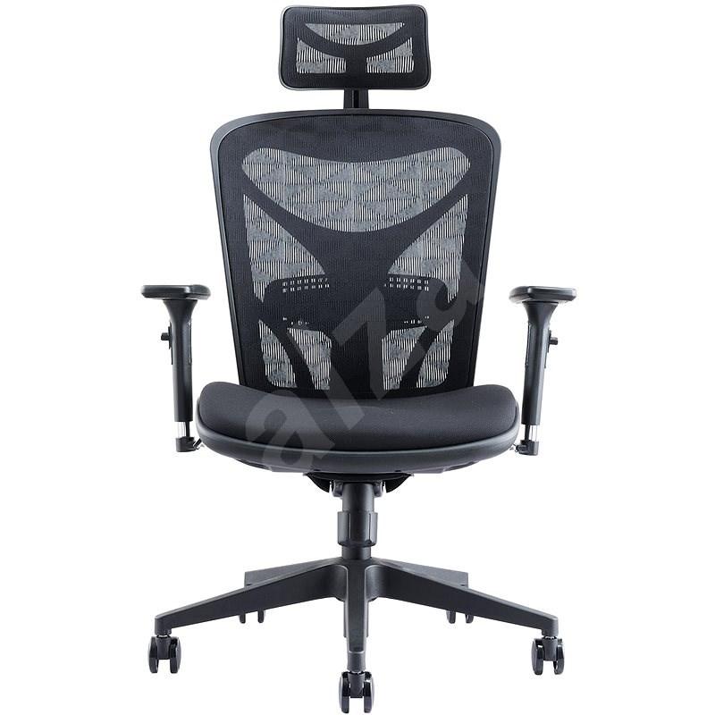 MOSH AIRFLOW-601 fekete - Irodai szék