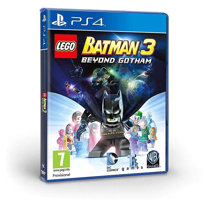 LEGO Batman 3: Beyond Gotham - PS4 - Konzol játék