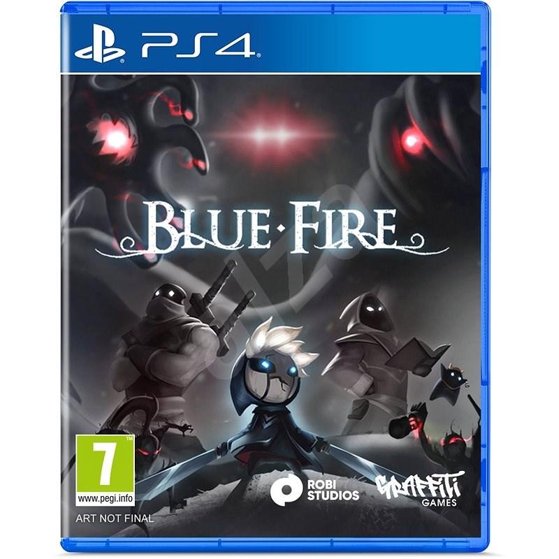 Blue Fire - PS4 - Konzol játék