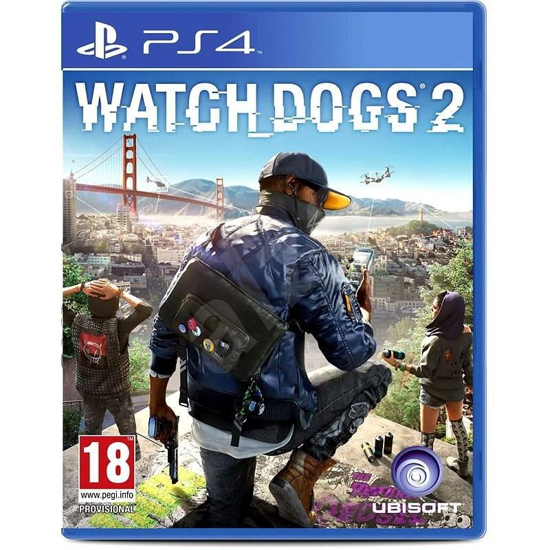 Watch Dogs 2 - PS4 - Konzol játék