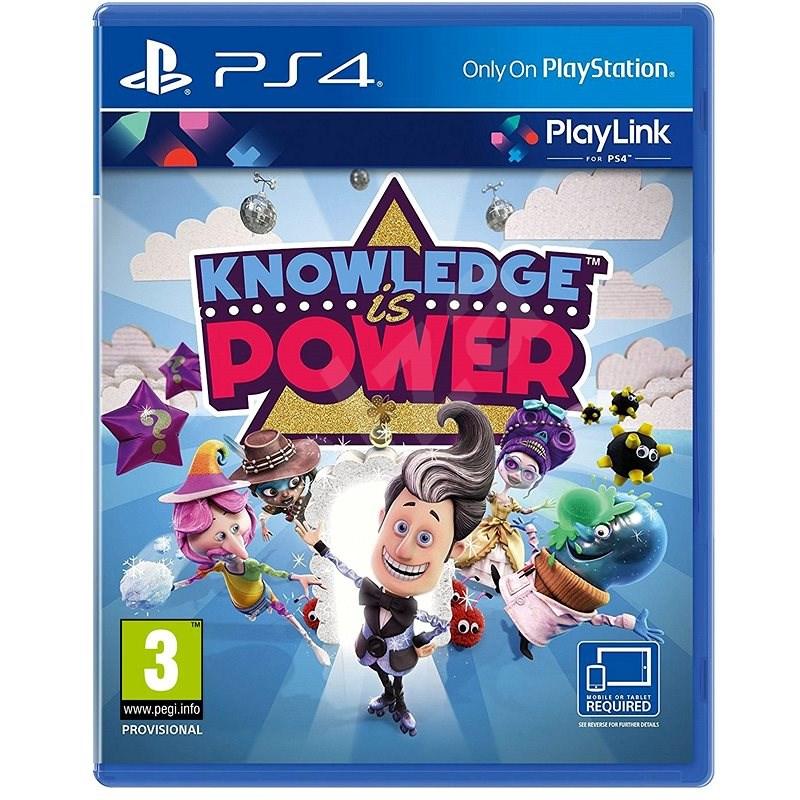 Knowledge is Power - PS4 - Konzol játék