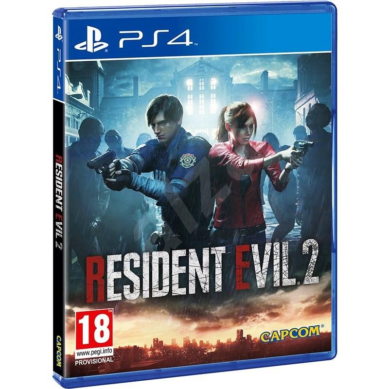 Resident Evil 2 - PS4 - Konzol játék