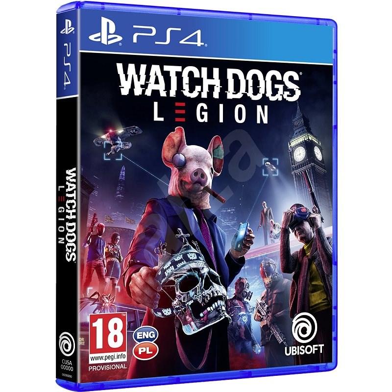 Watch Dogs Legion - PS4 - Konzol játék