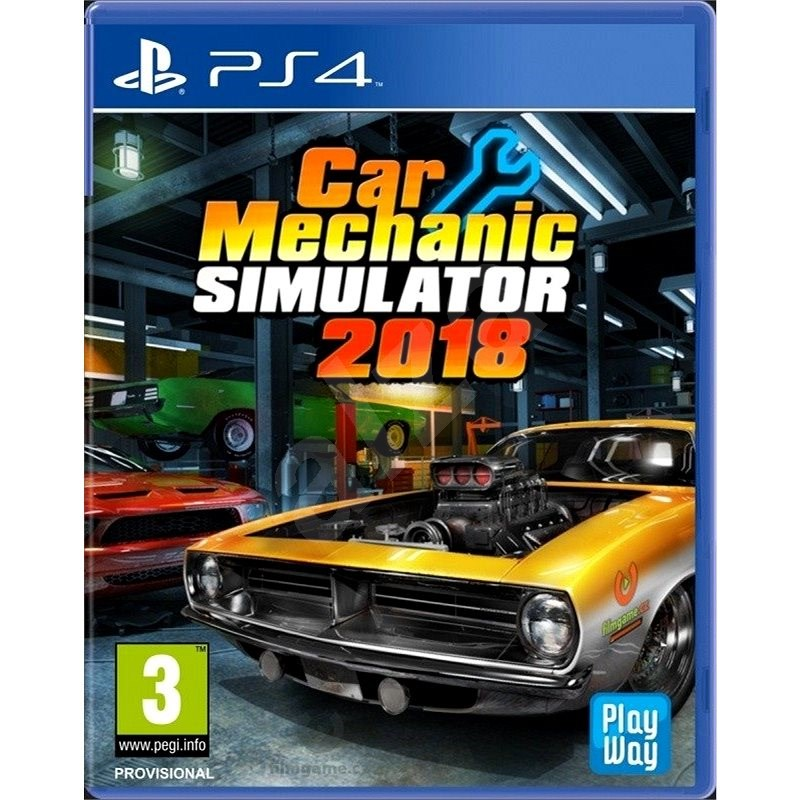 Car Mechanic Simulator 2018 - PS4 - Konzol játék