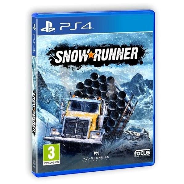 SnowRunner - PS4 - Konzol játék
