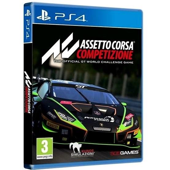 Assetto Corsa Competizione - PS4 - Konzol játék