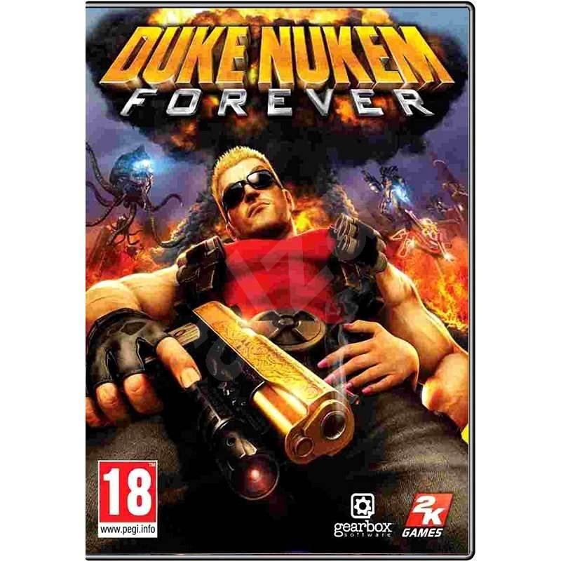 Duke Nukem Forever - PC játék