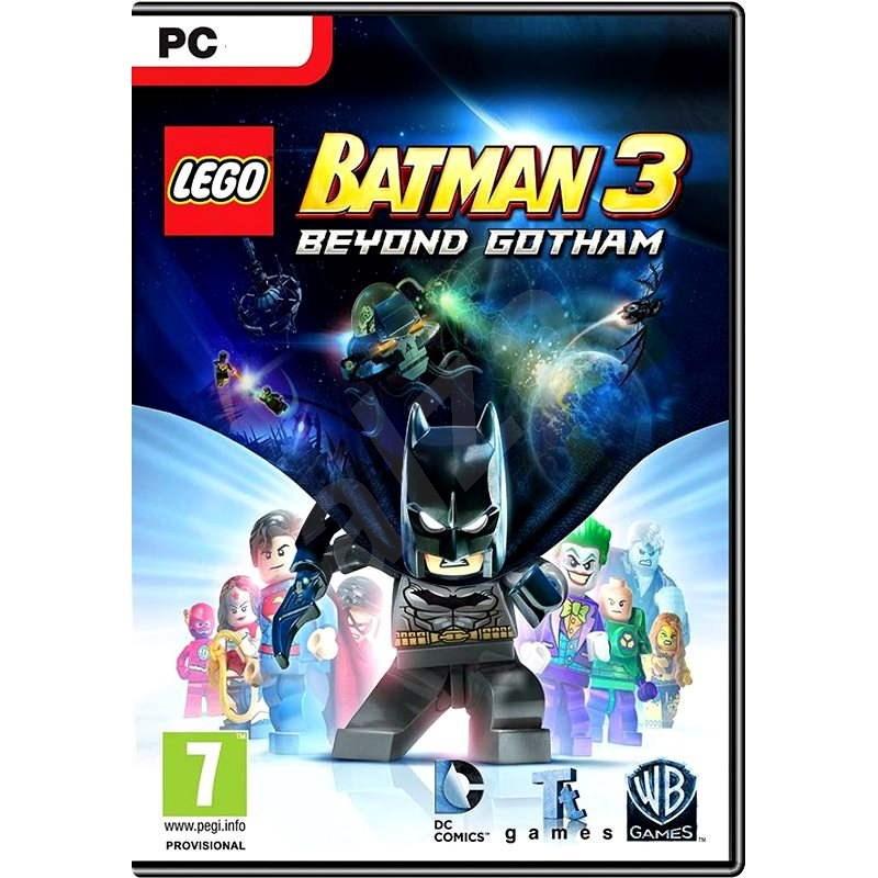 LEGO Batman 3: Beyond Gotham - PC játék