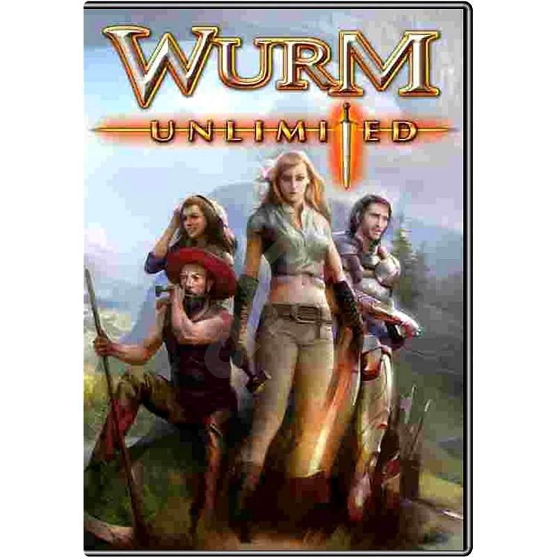 Wurm Unlimited - PC játék