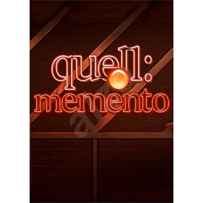 Quell Memento (PC) DIGITAL - PC játék