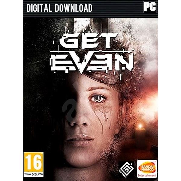 Get Even (PC) DIGITAL - PC játék