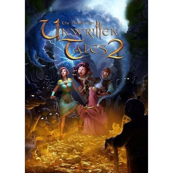 The Book of Unwritten Tales 2 (PC/MAC/LX) PL DIGITAL - PC játék