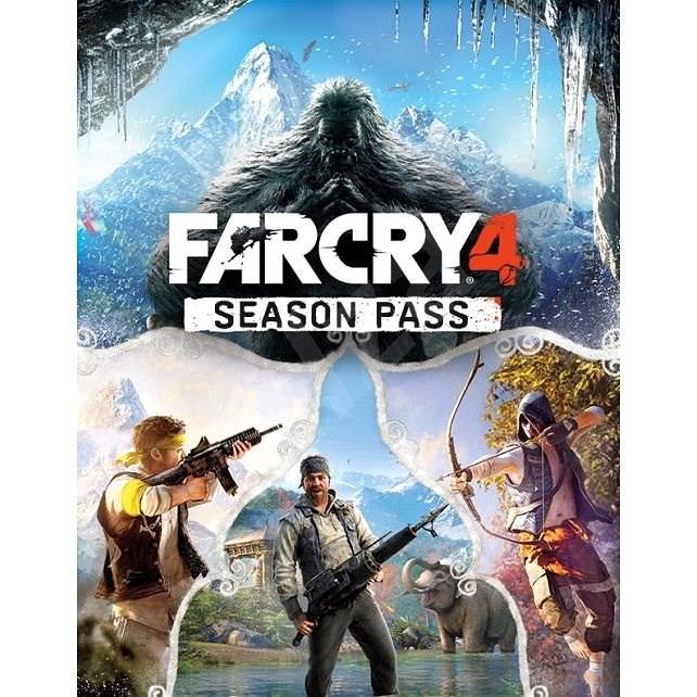Far Cry 4 Season Pass (PC) DIGITAL - Videójáték kiegészítő