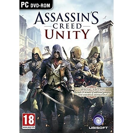 Assassin's Creed: Unity (PC) DIGITAL - PC játék