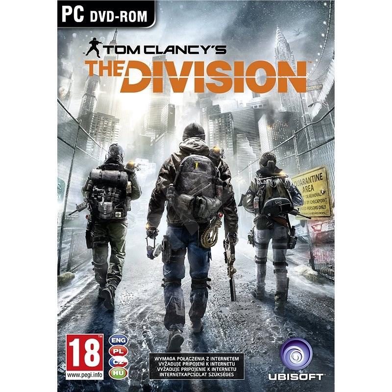 Tom Clancy's The Division (PC) DIGITAL - PC játék