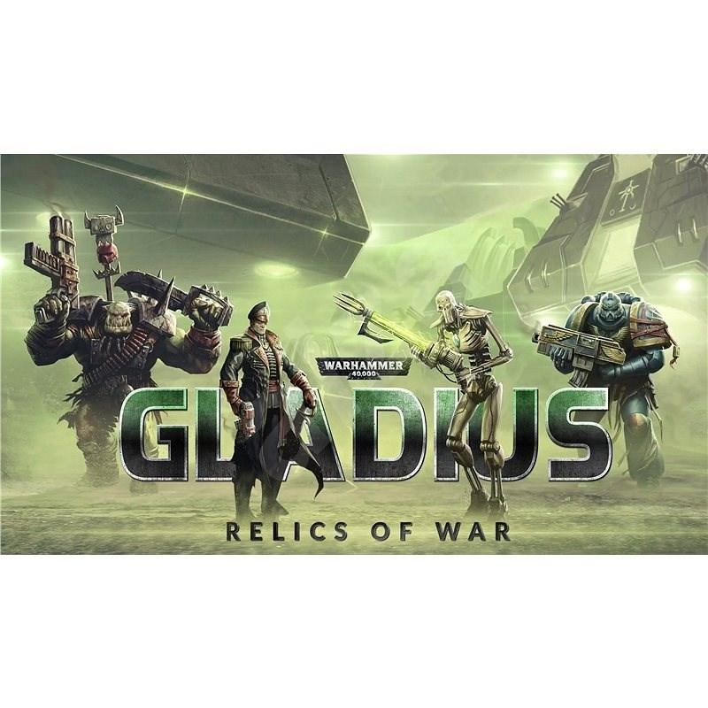 Warhammer 40,000: Gladius - Relics of War (PC) DIGITAL - PC játék