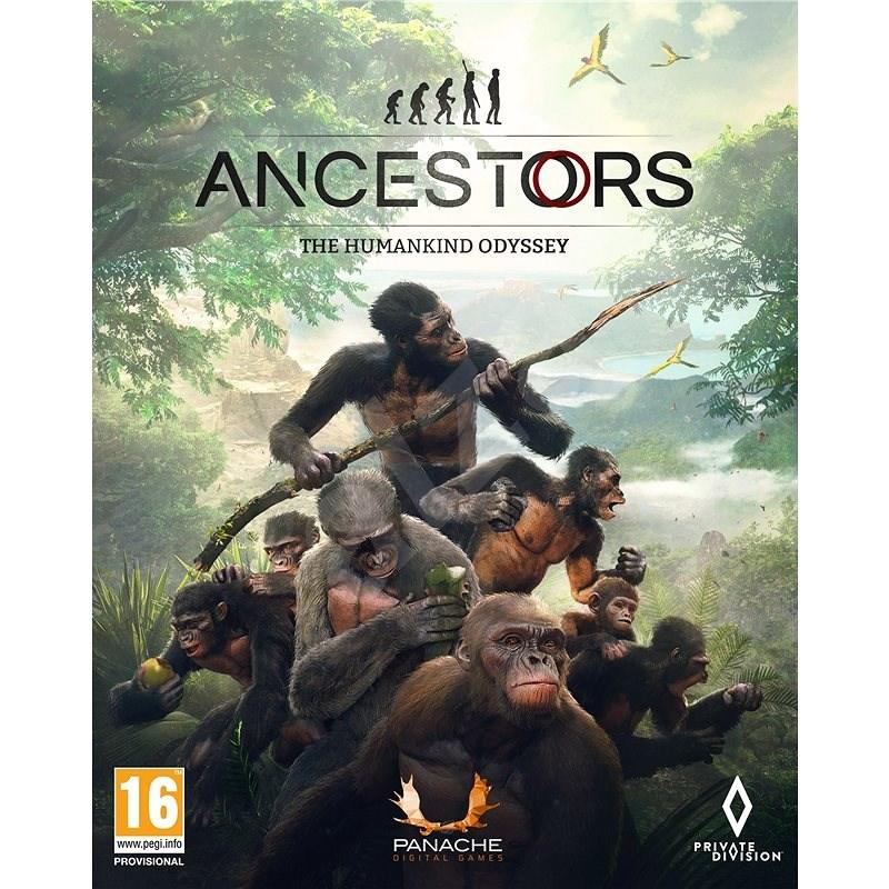 Ancestors: The Humankind Odyssey (PC) Steam - PC játék