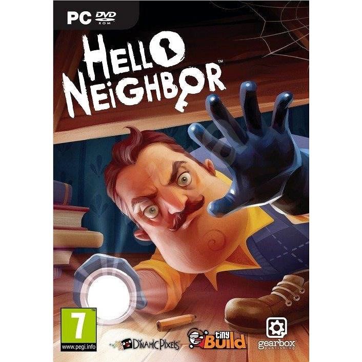 Hello Neighbor - PC játék