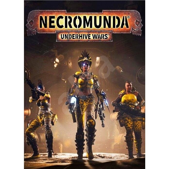 Necromunda: Underhive Wars - PC játék