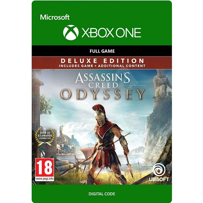 Assassin's Creed Odyssey: Deluxe Edition  - Xbox Digital - Konzol játék