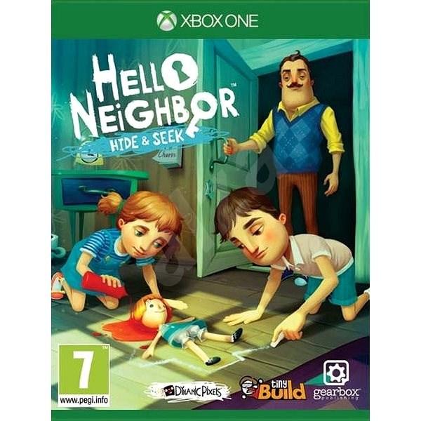 Hello Neighbor Hide and Seek - Xbox Digital - Konzol játék