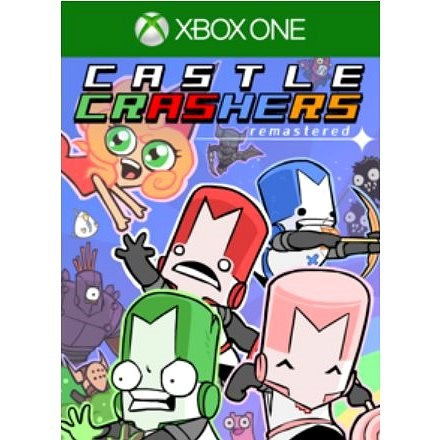 Castle Crashers - Xbox One Digital - Konzol játék