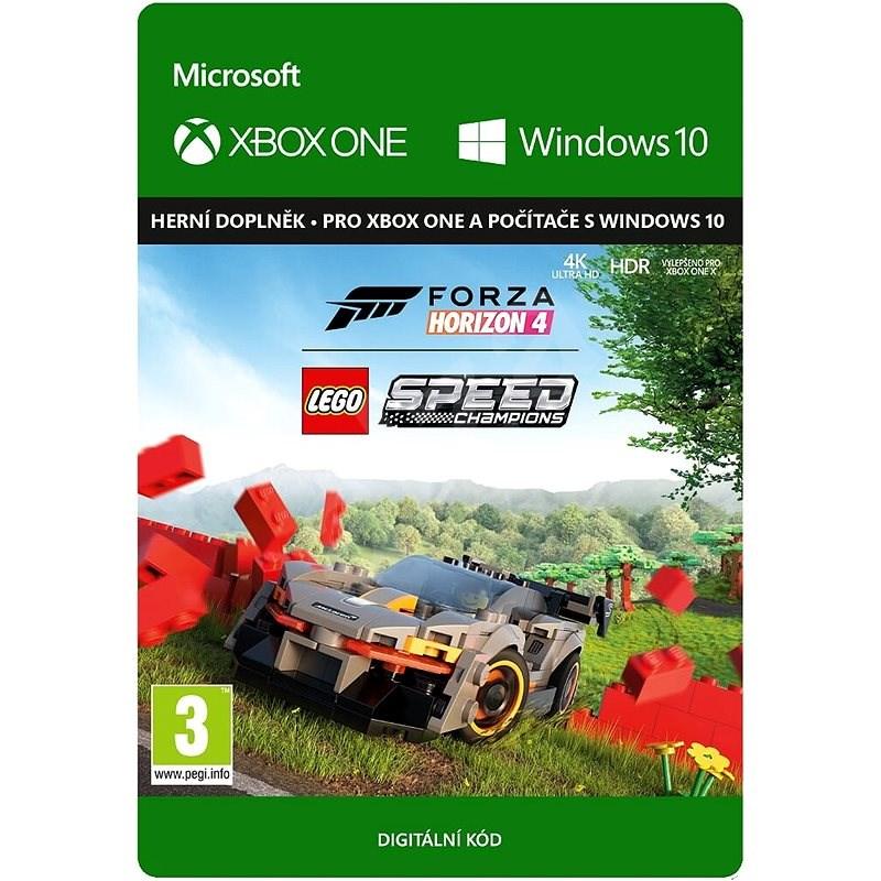 Forza Horizon 4: LEGO Speed Champions - Xbox One/Win 10 Digital - Játék kiegészítő