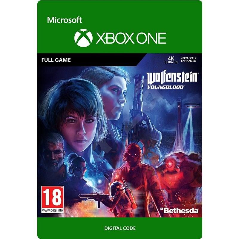 Wolfenstein: Youngblood - Xbox Digital - Konzol játék