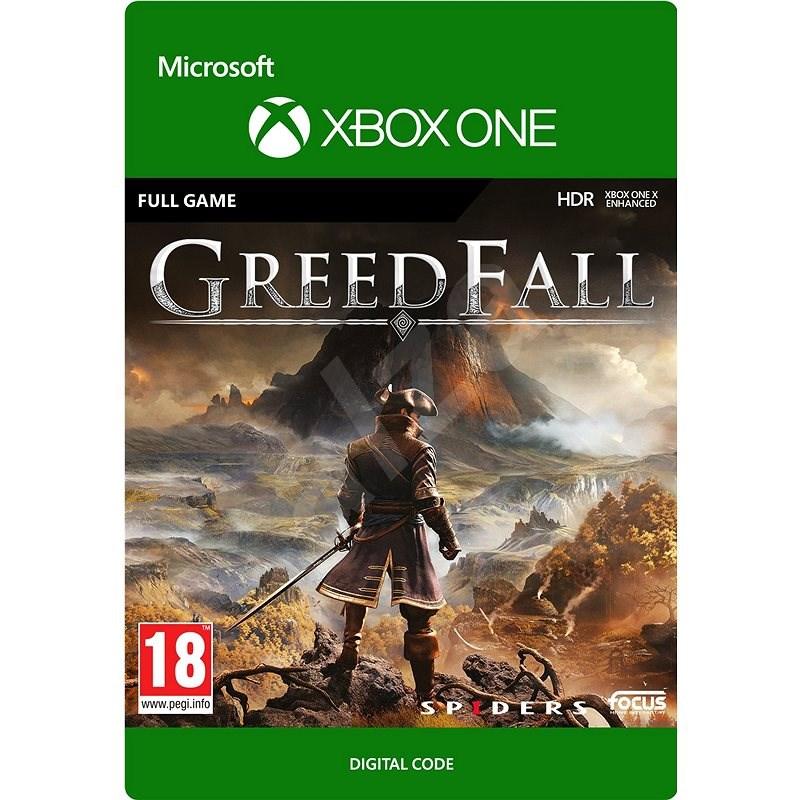 GreedFall - Xbox Digital - Konzol játék