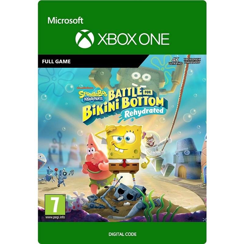 SpongeBob SquarePants: Battle for Bikini Bottom - Rehydrated - Xbox Digital - Konzol játék