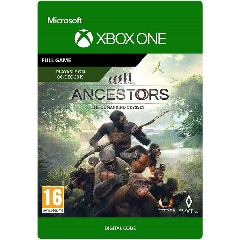 Ancestors: The Humankind Odyssey (előrendelés) - Xbox Digital - Konzol játék