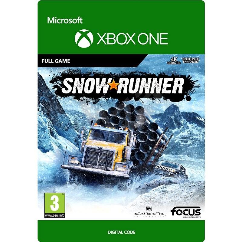 SnowRunner - Xbox Digital - Konzol játék