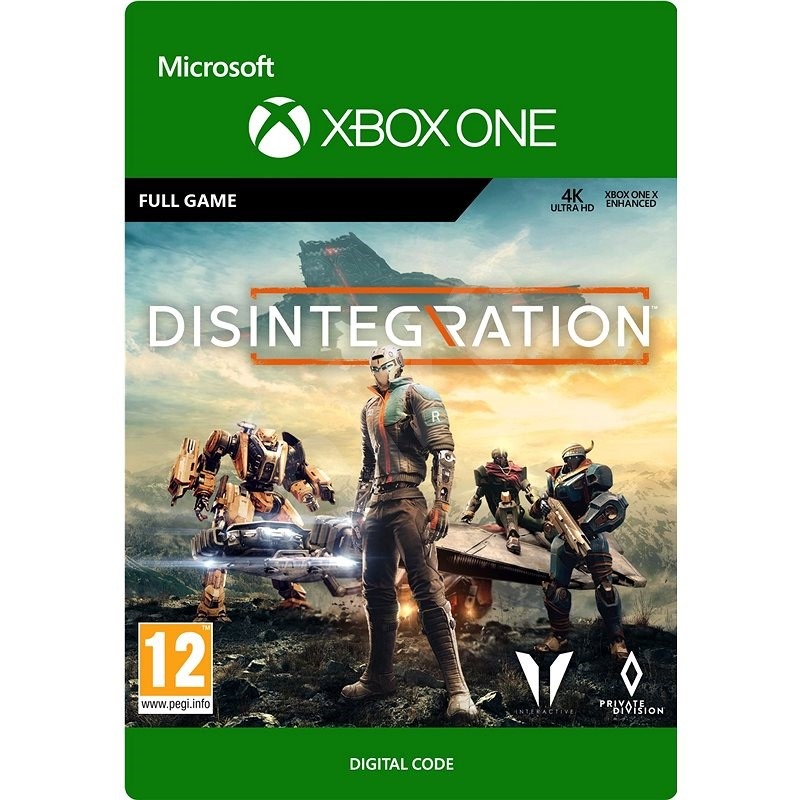 Disintegration - Xbox Digital - Konzol játék