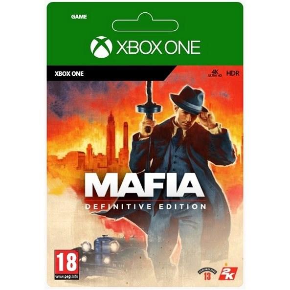 Mafia Definitive Edition - Xbox One Digital - Konzol játék