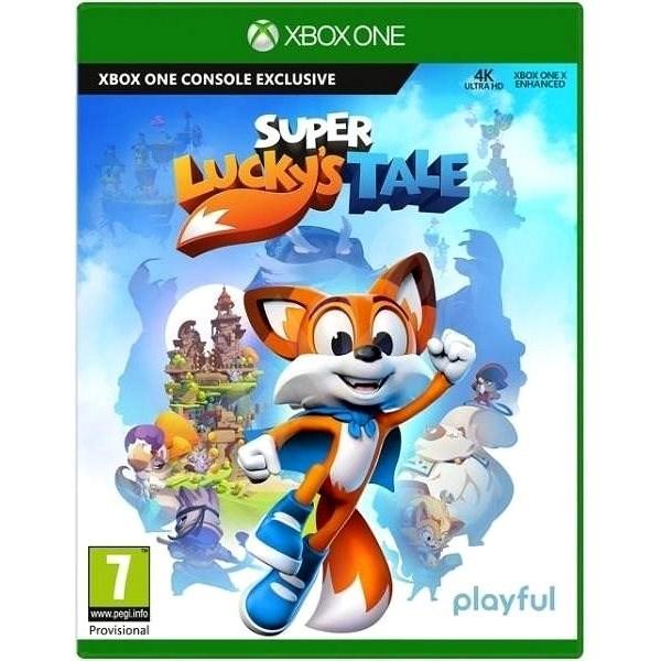 Super Lucky's Tale - Xbox One - Konzol játék
