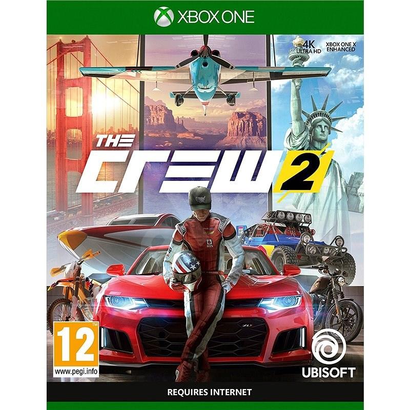 The Crew 2 - Xbox One - Konzol játék
