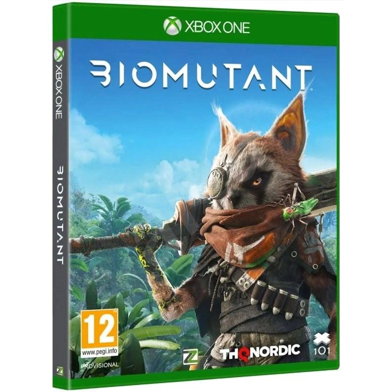 Biomutant - Xbox One - Konzol játék