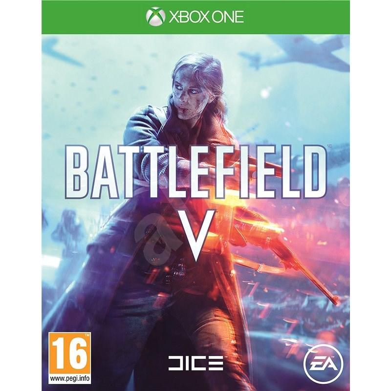 Battlefield V - Xbox One - Konzol játék