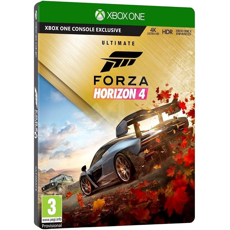 Forza Horizon 4 Ultimate Edition - Xbox One - Konzol játék