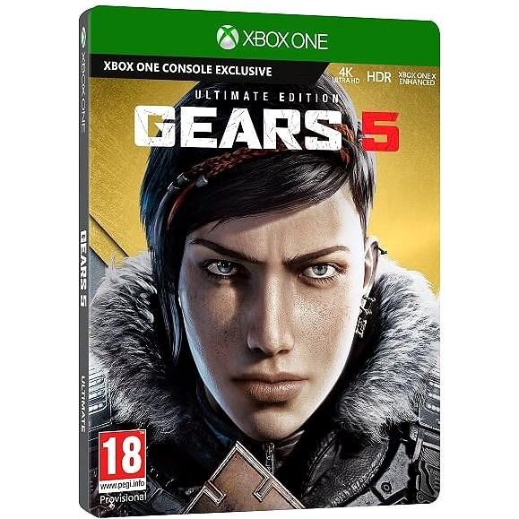 Gears 5 Ultimate Edition - Xbox One - Konzol játék