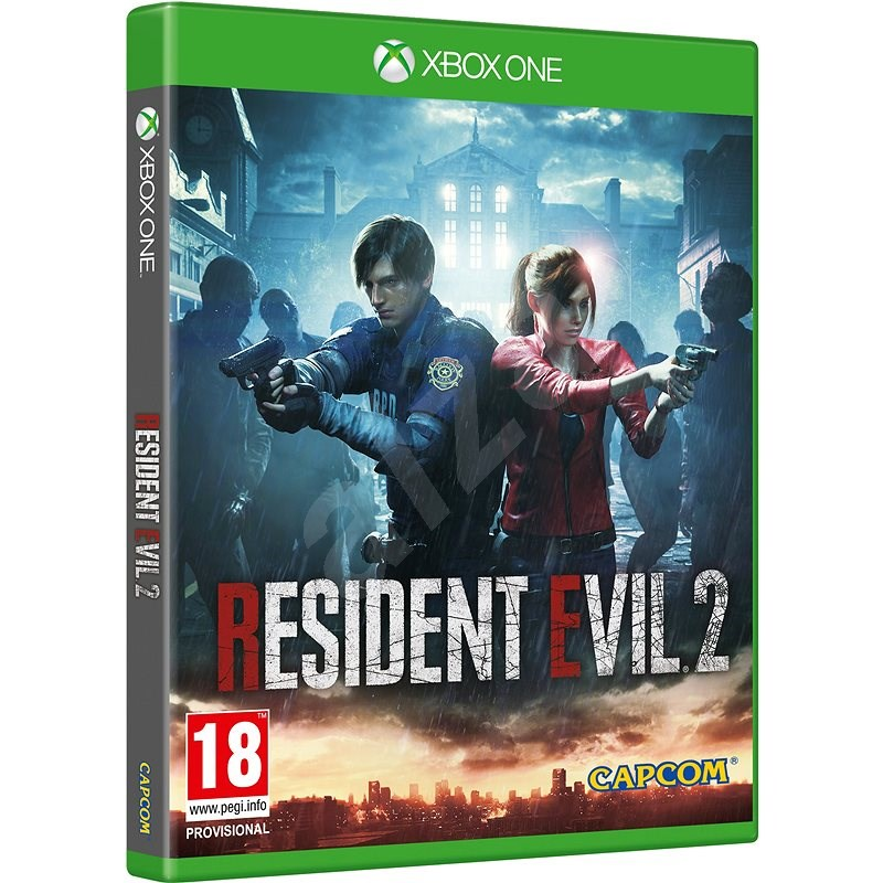 Resident Evil 2 - Xbox One - Konzol játék