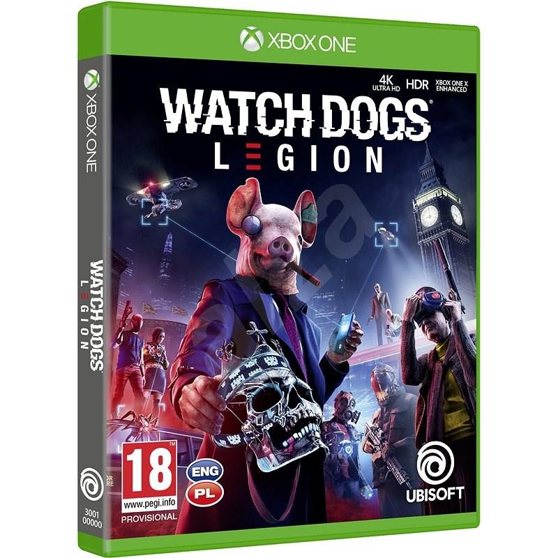 Watch Dogs Legion - Xbox One - Konzol játék
