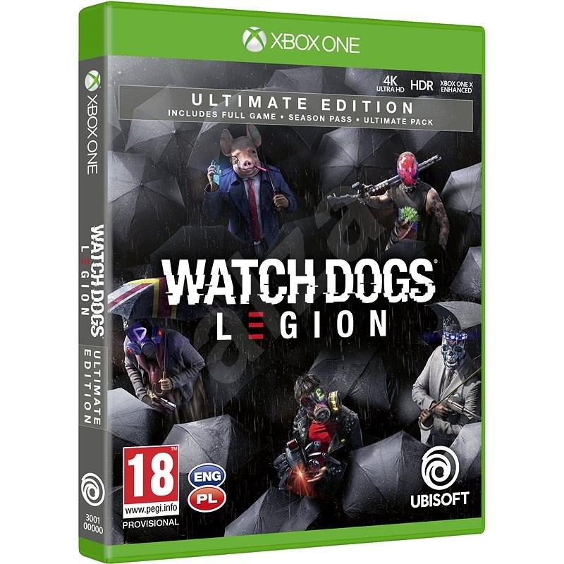 Watch Dogs Legion Ultimate Edition - Xbox One - Konzol játék