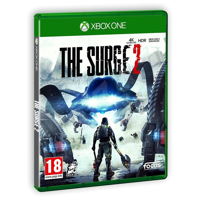 The Surge 2 - Xbox One - Konzol játék