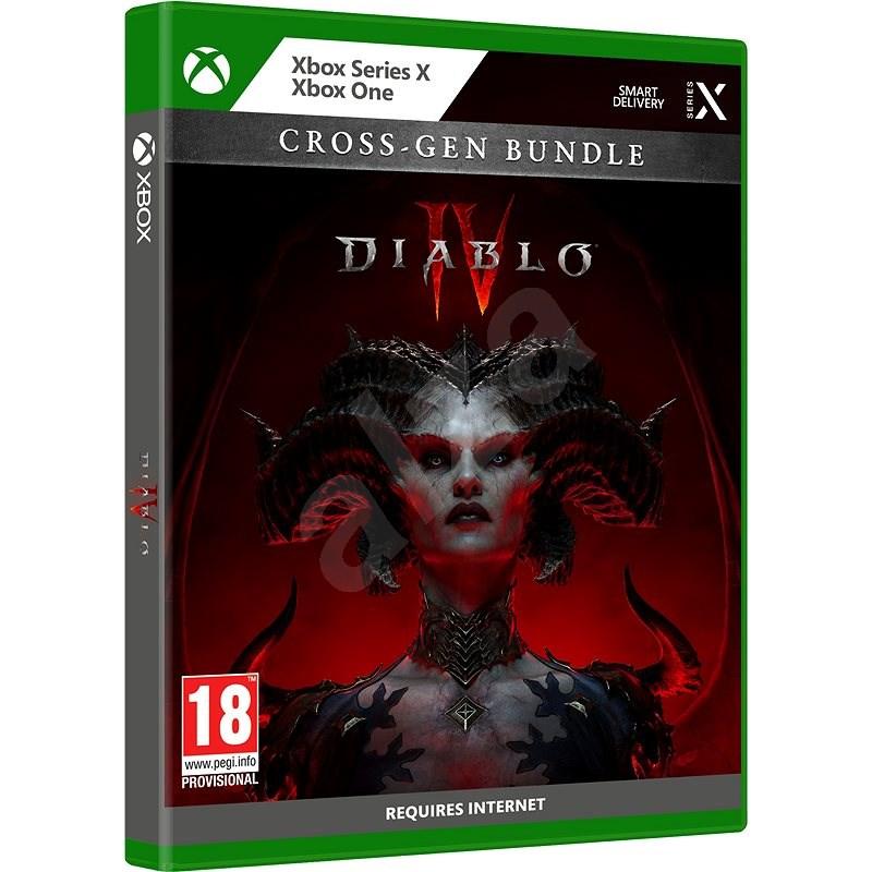 Diablo IV - Xbox One - Konzol játék