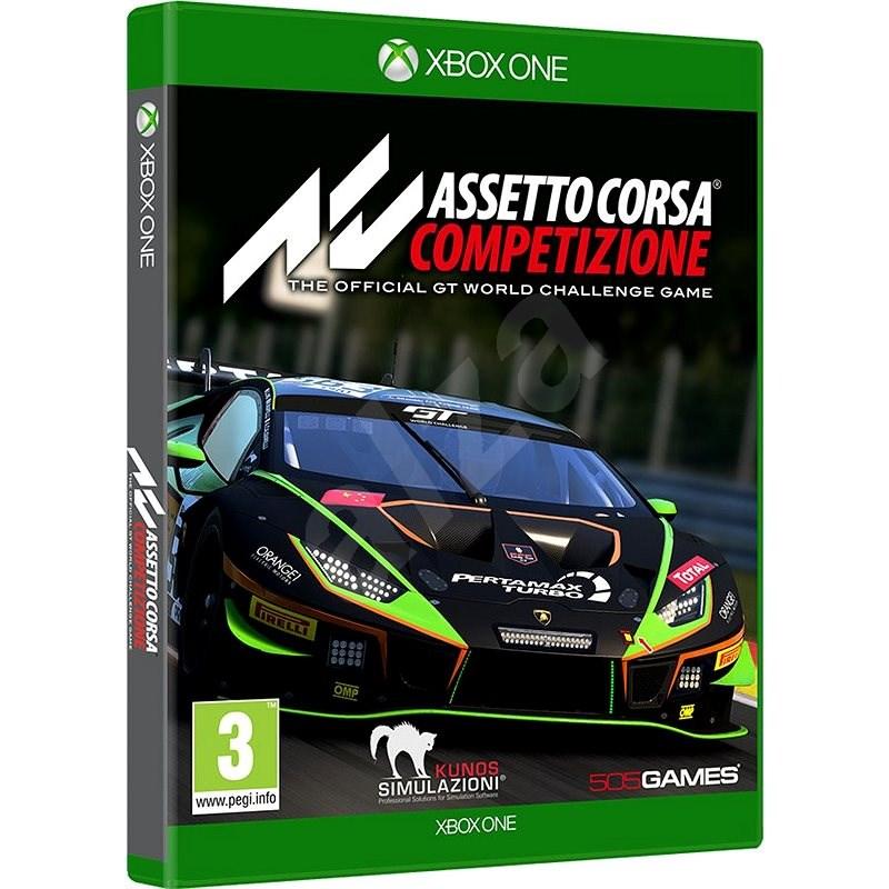 Assetto Corsa Competizione - Xbox One - Konzol játék