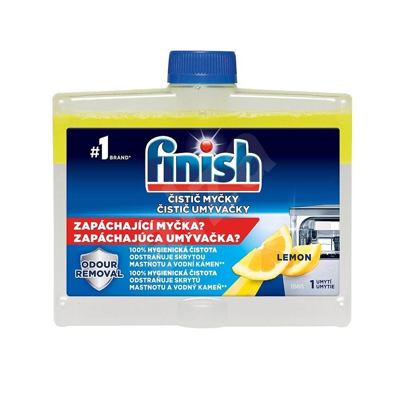 FINISH Lemon mosogatógép tisztító, 250 ml - Mosogatógép tisztító